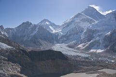 Het Kamp van de Basis van Everest royalty-vrije stock fotografie