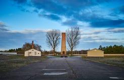 Het kamp van de Sachsenhausenopsluiting, Duitsland royalty-vrije stock foto