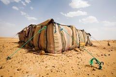 Het Kamp van de woestijn Royalty-vrije Stock Fotografie