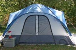 Het kamperen? Stock Fotografie