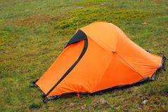 Het kamperen tent royalty-vrije stock foto
