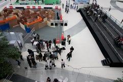 Het Kampioenschap 2012 van de Robot van Thailand Stock Foto's