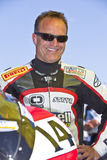 Het Kampioenschap van Canada Superbike van delen (om 1) mag Stock Foto