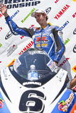 Het Kampioenschap van Canada Superbike van delen (om 1) mag Stock Foto's