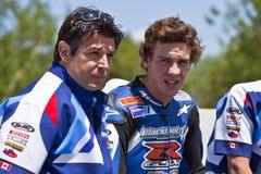 Het Kampioenschap van Canada Superbike van delen (om 1) mag Royalty-vrije Stock Afbeeldingen