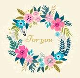 Het kan voor het verfraaien van huwelijksuitnodigingen, groetkaarten en decoratie voor zakken worden gebruikt Stock Afbeelding
