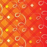 Het kan voor prestaties van het ontwerpwerk noodzakelijk zijn Abstract patroon grafiek Royalty-vrije Stock Foto