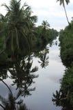 Het kanaal van Hamilton van Sri Lanka stock afbeeldingen