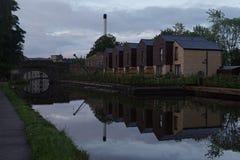 Het kanaal van Lancaster royalty-vrije stock foto's