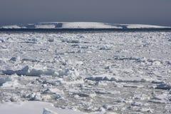 Het kanaal van Lemaire, Antarctica Stock Foto