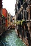 Het Kanaal van Venetië royalty-vrije stock afbeelding