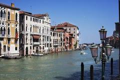 Het Kanaal van Venetië, Venetië, Italië Royalty-vrije Stock Afbeeldingen