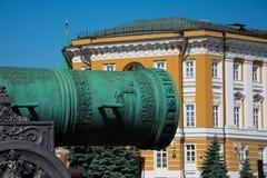 Het kanon van de Tsaar stock afbeelding