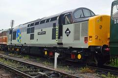 Het Kantonklasse 37 van Cardiff diesel stock afbeelding