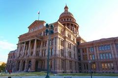 Het Kapitaal van de Staat van Texas royalty-vrije stock afbeeldingen