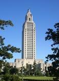 Het Kapitaal van de Staat van Louisiane Stock Afbeeldingen