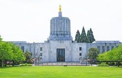 Het Kapitaal van de Staat van Oregon Stock Foto's