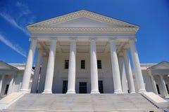 Het Kapitaal van de staat van Virginia Royalty-vrije Stock Foto's