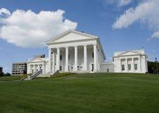 Het Kapitaal van de staat van Virginia Stock Fotografie