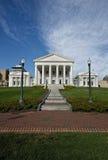 Het Kapitaal van de staat van Virginia Stock Afbeeldingen