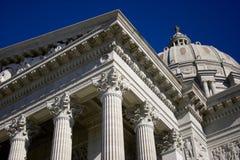 Het Kapitaal van Missouri royalty-vrije stock afbeelding