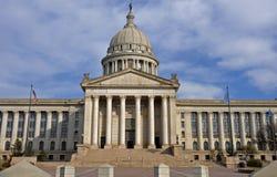 Het kapitaal van Oklahoma Stock Foto