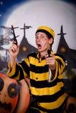 Het karakter van Halloween Dalton stock foto