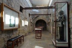 In het kasteel Stock Foto