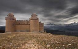 Het kasteel Stock Fotografie