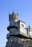Het kasteel Stock Afbeelding