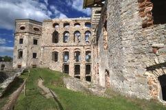 Het kasteel stock foto's