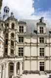 Het Kasteel Frankrijk van Chambord Royalty-vrije Stock Foto's