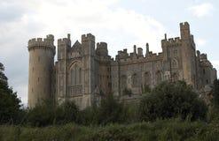 Het kasteel van Arundel Stock Foto