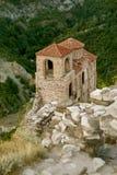Het kasteel van Asenova in Bulgarije stock foto's