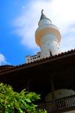 Het kasteel van Balchik Stock Foto