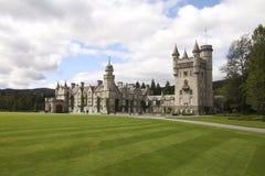 Het kasteel van Balmoral Royalty-vrije Stock Afbeeldingen