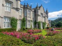 Het Kasteel van Balmoral, Schotland stock afbeeldingen