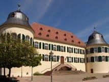 Het Kasteel van Bergzabern stock fotografie