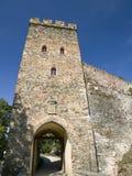 Het kasteel van Bitov Royalty-vrije Stock Fotografie