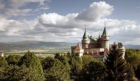 Het kasteel van Bojnice Stock Foto