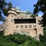 Het Kasteel van Bojnice Royalty-vrije Stock Fotografie