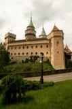 Het Kasteel van Bojnice Stock Afbeeldingen