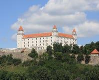 Het Kasteel van Bratislava Royalty-vrije Stock Fotografie
