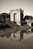 Het kasteel van Bunratty van Ierland Stock Afbeelding