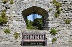 Het Kasteel van Cardiff royalty-vrije stock afbeelding