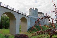 Het Kasteel van Ceskysternberk, Czechia royalty-vrije stock foto's