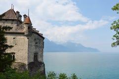 Het Kasteel van Chillon Royalty-vrije Stock Fotografie