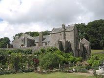 Het Kasteel van Compton in Devon royalty-vrije stock foto's