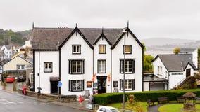 Het Kasteel van Conwy, Wales Stock Fotografie