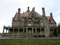 Het kasteel van Craigdarroch Royalty-vrije Stock Foto's